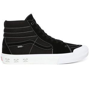 Vans x Demolition Sk8-Hi Pro BMX Black Sneakers